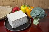 white tofu